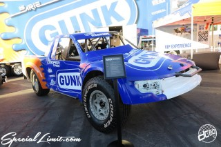 SEMA Show 2014 Las Vegas Convention Center dc601 Special Limit CUNK FORD