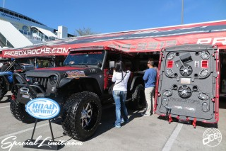 SEMA Show 2014 Las Vegas Convention Center dc601 Special Limit CHRYSLER Jeep Wrangler Unlimited PROBOXTOPS