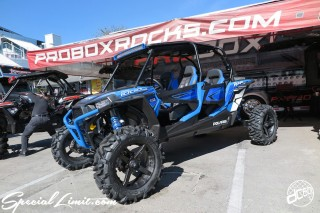 SEMA Show 2014 Las Vegas Convention Center dc601 Special Limit POLARIS Buggy