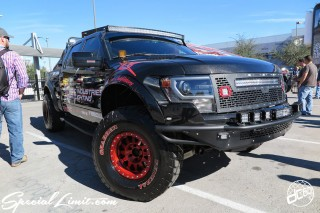 SEMA Show 2014 Las Vegas Convention Center dc601 Special Limit FORD RAPTOR