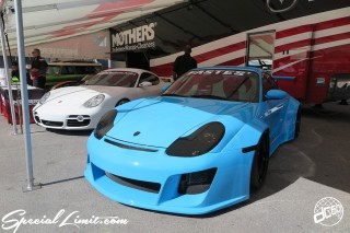 SEMA Show 2014 Las Vegas Convention Center dc601 Special Limit Racing PORSCHE 911 Wide Body FASTES