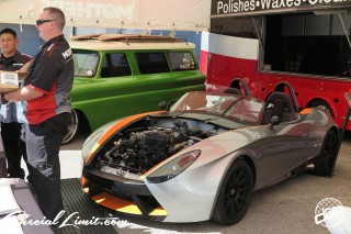 SEMA Show 2014 Las Vegas Convention Center dc601 Special Limit Racing
