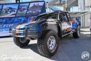 SEMA Show 2014 Las Vegas Convention Center dc601 Special Limit CHEVROLET PRERUNNER