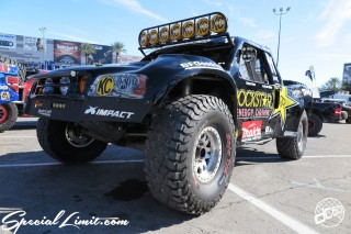 SEMA Show 2014 Las Vegas Convention Center dc601 Special Limit PRERUNNER ROCKSTAR