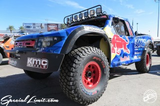 SEMA Show 2014 Las Vegas Convention Center dc601 Special Limit PRERUNNER RedBull FORD