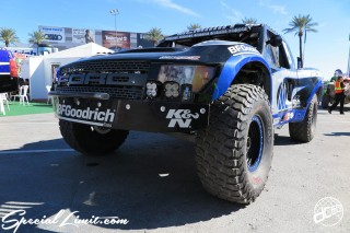 SEMA Show 2014 Las Vegas Convention Center dc601 Special Limit FORD PRERUNNER