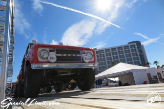 SEMA Show 2014 Las Vegas Convention Center dc601 Special Limit FORD BRONCO Baja