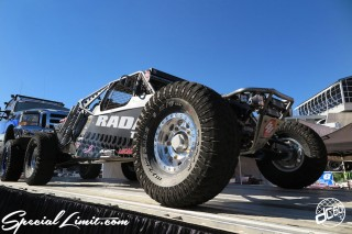 SEMA Show 2014 Las Vegas Convention Center dc601 Special Limit BMW PRERUNNER OFF ROAD RADAS TIRE