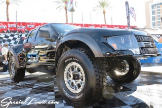 SEMA Show 2014 Las Vegas Convention Center dc601 Special Limit BMW PRERUNNER OFF ROAD FORD RAPTOR Baja T/A