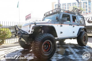 SEMA Show 2014 Las Vegas Convention Center dc601 Special Limit BMW PRERUNNER OFF ROAD CHRYSLER JEEP Wrangler Unlimited