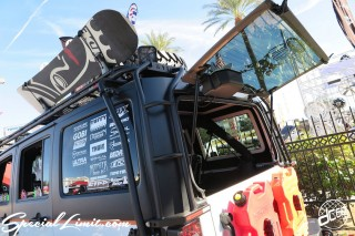 SEMA Show 2014 Las Vegas Convention Center dc601 Special Limit BMW PRERUNNER OFF ROAD CHRYSLER JEEP Wrangler Unlimited Snow Bord