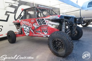 SEMA Show 2014 Las Vegas Convention Center dc601 Special Limit BMW PRERUNNER OFF ROAD MILK-N-IT