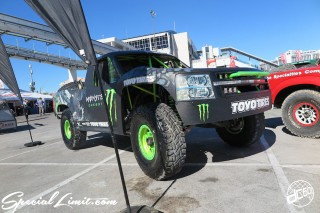 SEMA Show 2014 Las Vegas Convention Center dc601 Special Limit BMW PRERUNNER OFF ROAD MONSTER ENERGY CHEVROLET