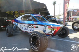 SEMA Show 2014 Las Vegas Convention Center dc601 Special Limit BMW PRERUNNER OFF ROAD Buggy MICKEY TOMPSON