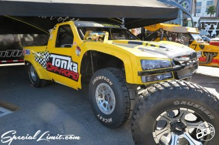 SEMA Show 2014 Las Vegas Convention Center dc601 Special Limit Tonka OFF-ROAD CHEVROLET MICKEY THOMPSON