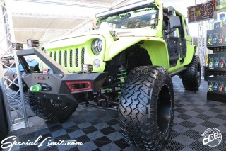 SEMA Show 2014 Las Vegas Convention Center dc601 Special Limit DUB MONSTER ENERGY CHRYSLER JEEP Wrangler Unlimited