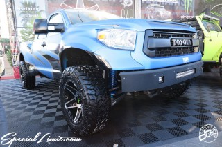 SEMA Show 2014 Las Vegas Convention Center dc601 Special Limit TOYOTA TACOMA