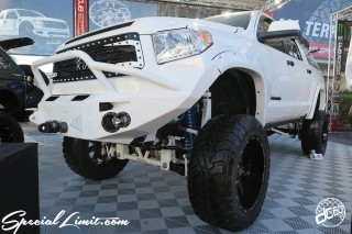 SEMA Show 2014 Las Vegas Convention Center dc601 Special Limit TOYOTA TUNDRA DUB