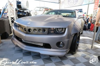 SEMA Show 2014 Las Vegas Convention Center dc601 Special Limit CHEVROLET CAMARO