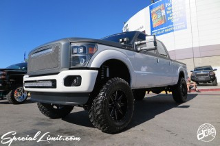 SEMA Show 2014 Las Vegas Convention Center dc601 Special Limit FORD F250