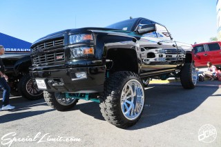 SEMA Show 2014 Las Vegas Convention Center dc601 Special Limit CHEVROLET Z71