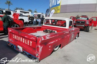 SEMA Show 2014 Las Vegas Convention Center dc601 Special Limit CHEVROLET C10