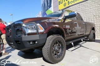 SEMA Show 2014 Las Vegas Convention Center dc601 Special Limit DODGE RAM 3500