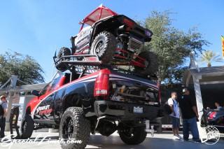 SEMA Show 2014 Las Vegas Convention Center dc601 Special Limit GMC Truck Buggy