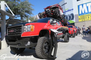 SEMA Show 2014 Las Vegas Convention Center dc601 Special Limit GMC Buggy