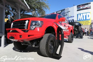 SEMA Show 2014 Las Vegas Convention Center dc601 Special Limit FORD F150