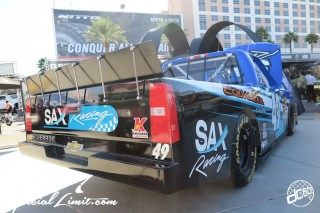 SEMA Show 2014 Las Vegas Convention Center dc601 Special Limit CHEVROLET SILVERADO DAYTONA