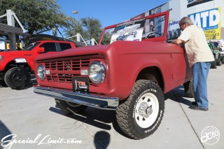 SEMA Show 2014 Las Vegas Convention Center dc601 Special Limit FORD BRONCO