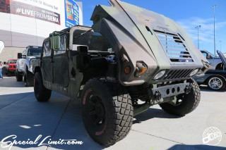 SEMA Show 2014 Las Vegas Convention Center dc601 Special Limit GM HUMMER H1
