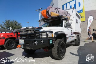 SEMA Show 2014 Las Vegas Convention Center dc601 Special Limit DODGE RAM CAMPER