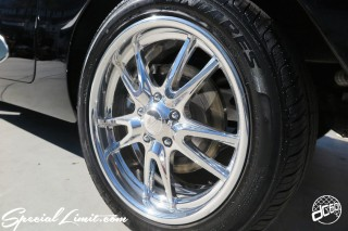SEMA Show 2014 Las Vegas Convention Center dc601 Special Limit CHEVROLET Corvette C1 Billet Wheels