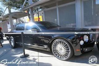 SEMA Show 2014 Las Vegas Convention Center dc601 Special Limit Bentley Mulsanne LEXANI FORGED