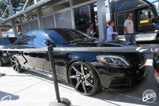 SEMA Show 2014 Las Vegas Convention Center dc601 Special Limit LEXANI FORGED Mercedes Benz