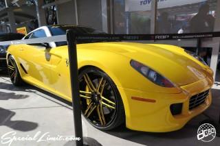 SEMA Show 2014 Las Vegas Convention Center dc601 Special Limit LEXANI FORGED Ferrari