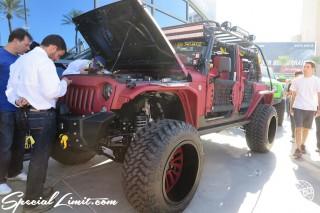 SEMA Show 2014 Las Vegas Convention Center dc601 Special Limit CHRYSLER JEEP Unlimited