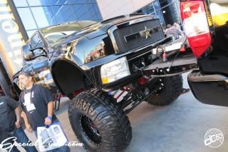 SEMA Show 2014 Las Vegas Convention Center dc601 Special Limit Truck DODGE