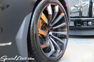 SEMA Show 2014 Las Vegas Convention Center dc601 Special Limit Lamborghini Aventador FORGIATO