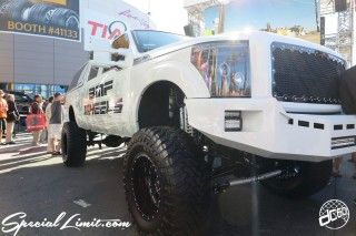 SEMA Show 2014 Las Vegas Convention Center dc601 Special Limit FORD F250 BMF Wheels