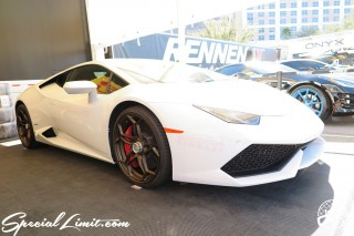 SEMA Show 2014 Las Vegas Convention Center dc601 Special Limit Lamborghini Aventador PIRELLI