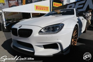 SEMA Show 2014 Las Vegas Convention Center dc601 Special Limit DONZ RENNEN BMW 6 Gran Coupe