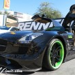 SEMA Show 2014 Las Vegas Convention Center dc601 Special Limit DONZ RENNEN Mercedes Benz AMG SLS