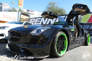SEMA Show 2014 Las Vegas Convention Center dc601 Special Limit DONZ RENNEN Mercedes Benz AMG SLS