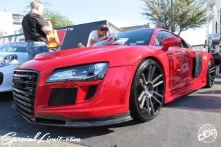 SEMA Show 2014 Las Vegas Convention Center dc601 Special Limit DONZ RENNEN Audi R8