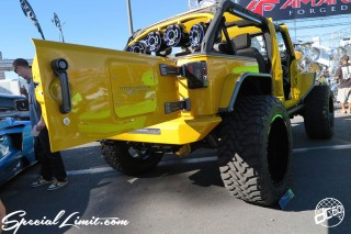 SEMA Show 2014 Las Vegas Convention Center dc601 Special Limit AMANI FORGED CHRYSLER JEEP Wrangler Unlimited