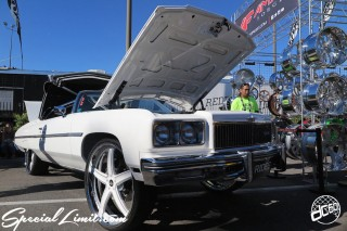SEMA Show 2014 Las Vegas Convention Center dc601 Special Limit AMANI FORGED CHEVROLET CAPRICE