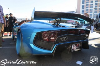 SEMA Show 2014 Las Vegas Convention Center dc601 Special Limit AMANI FORGED